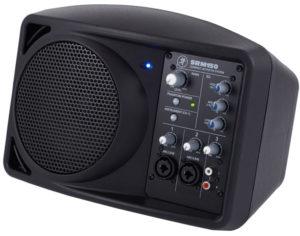 Mackie Karaokemaschine Anlage Alternative Monitorbox