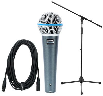 Shure SM58 Beta Karaoke Mikrofon